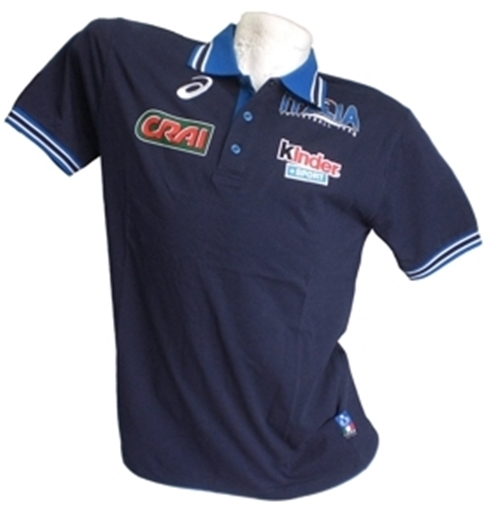 Image of Italia Volley Polo Ufficiale 2016