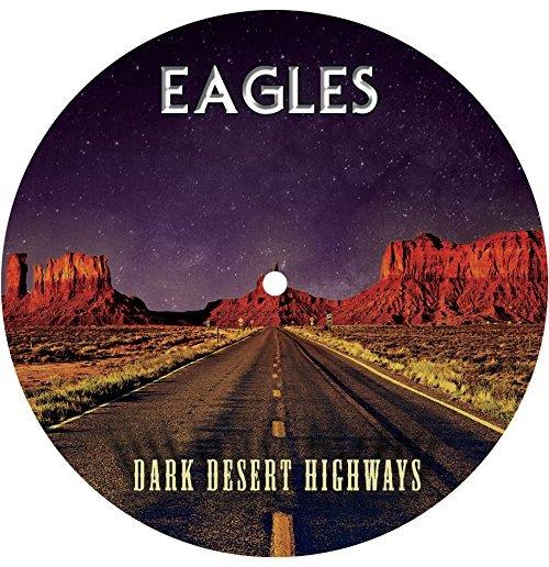 Image of Vinile Eagles - Dark Desert Highways - Picture Disc
