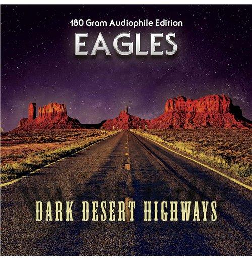 Image of Vinile Eagles - Dark Desert Highways
