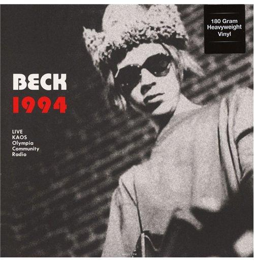 Image of Vinile Beck - Live At Kaos Radio In Olympia Wa January 26 1994