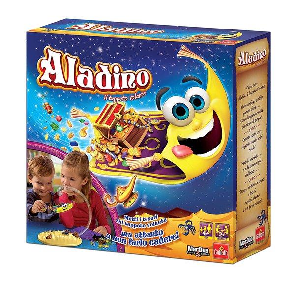 Image of Aladino Il Tappeto Volante