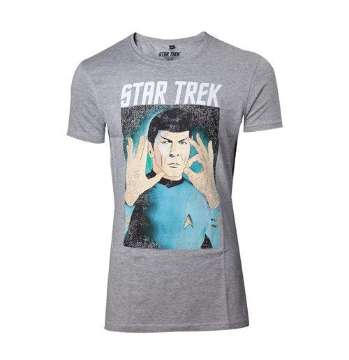 Image of Star Trek - Respect The Logic (T-SHIRT Unisex )