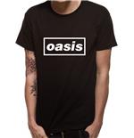 t-shirt-oasis-black-logo