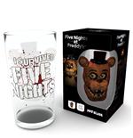 Five Nights at Freddy´s verre Fazbear