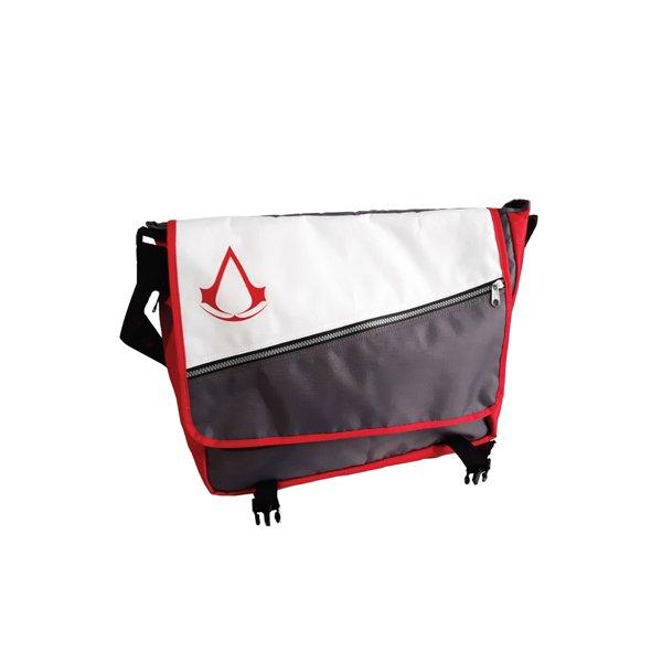 Image of Borsa Tracolla Messenger Assassin's Creed Core Crest Logo