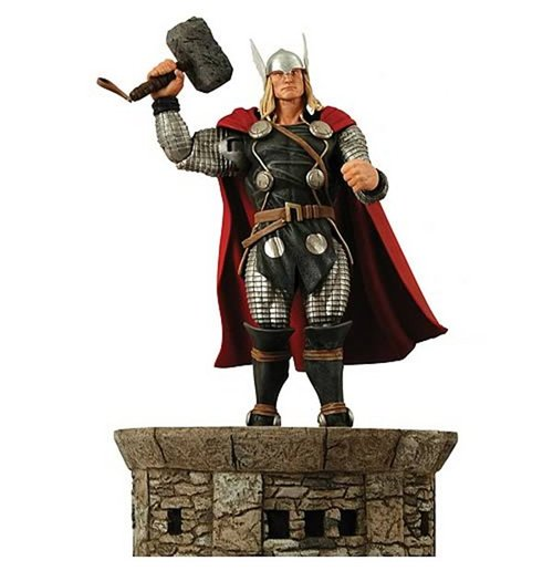 Image of Thor Action Figure