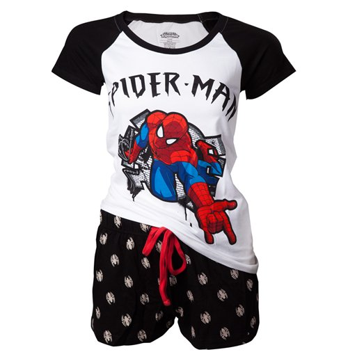 Pyjama Spiderman 251799