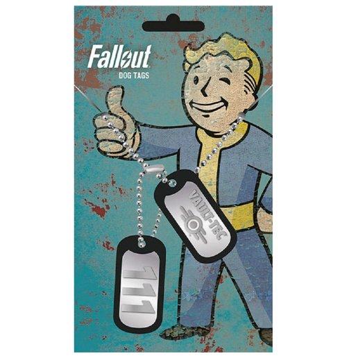 Image of Ciondolo Fallout 4 - Vault 111