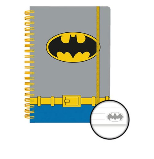 Image of Dc Comics - Batman Costume (Quaderno)