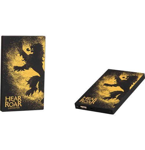 Image of Game Of Thrones - Lannister - Power Bank 4000 mAh