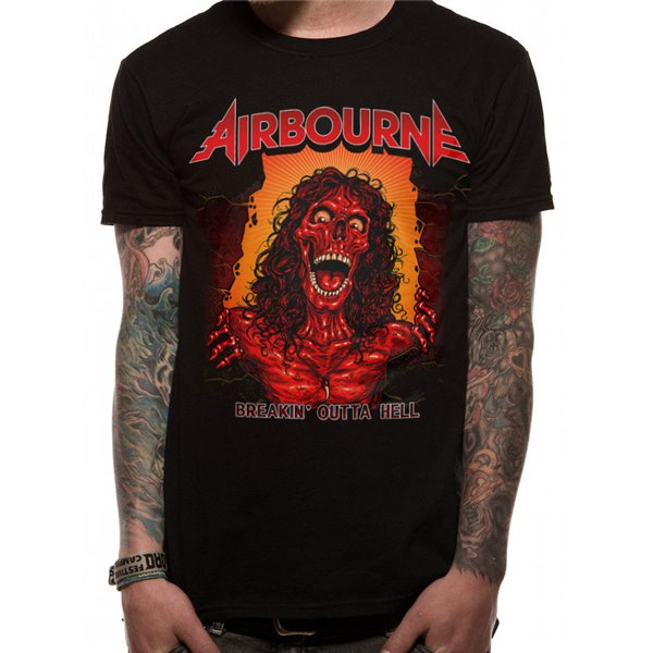 Image of T-shirt Airbourne 251998