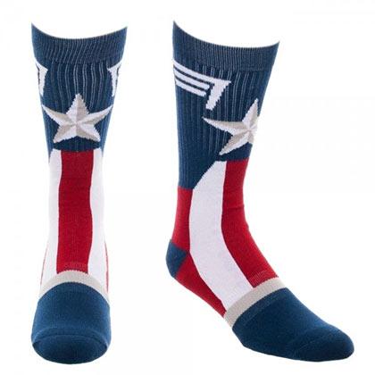 socken-captain-america