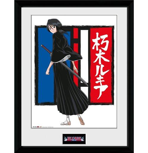 Image of Bleach - Rukia (Stampa In Cornice 30x40 Cm)