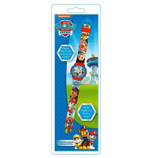 Image of Orologio digitale Paw Patrol