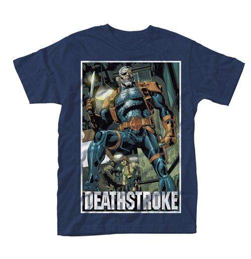 Image of Dc Comics Deathstroke - Unmasked (T-SHIRT Unisex )