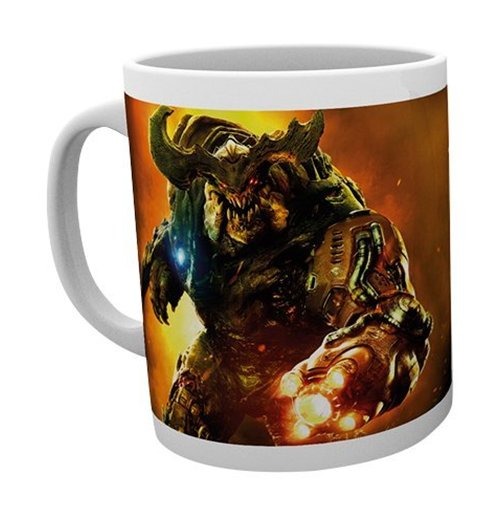 Image of Doom - Cyber Demon (Tazza)