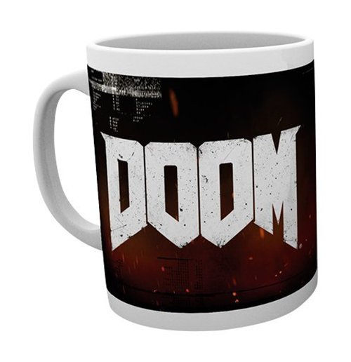 Image of Doom - Logo (Tazza)