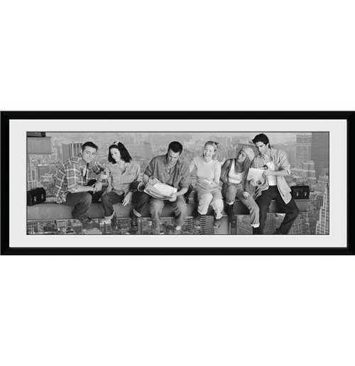 Image of Friends - Girder (Stampa In Cornice 75x30 Cm)