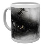 God Of War - Kratos Eyes