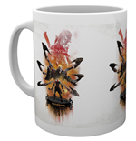 God Of War - Ares (Tazza)