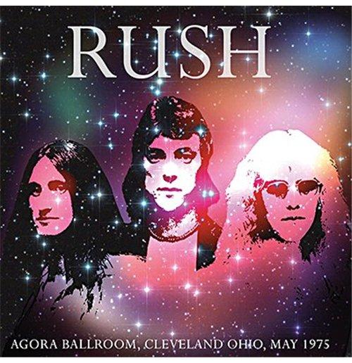 Image of Vinile Rush - Agora Ballroom, Cleveland Ohio May 1975
