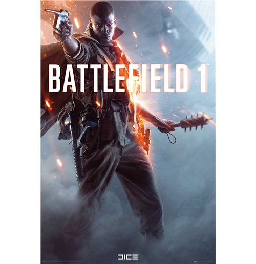 Image of Battlefield 1 - Main (Poster Maxi 61x91,5 Cm)