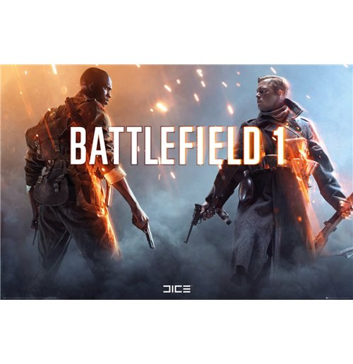 Image of Battlefield 1 - Squad (Poster Maxi 61x91,5 Cm)