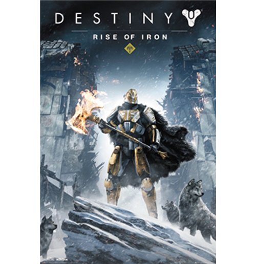 Image of Poster Destiny - Rise Of Iron - 61x91,5 Cm