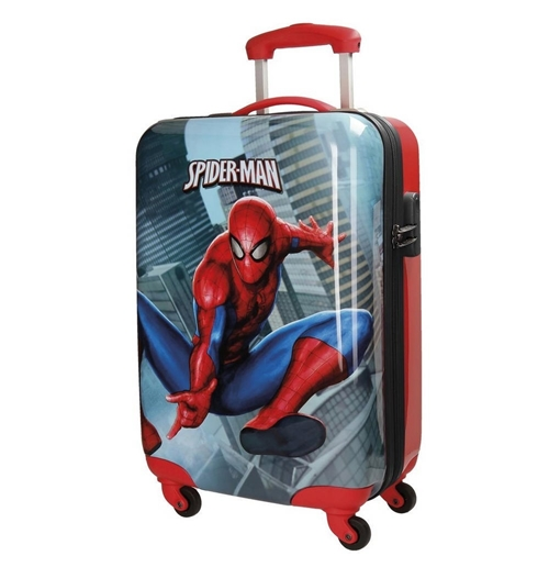 Image of Trolley rigido 55 cm Spiderman