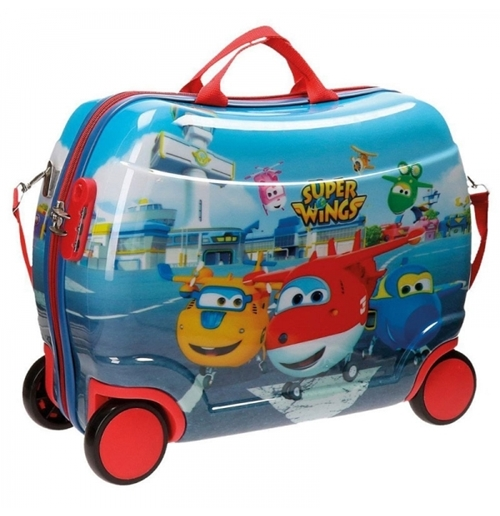 Image of Trolley cavalcabile 50 cm Super Wings