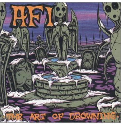 Image of Vinile Afi - Art Of Drowning