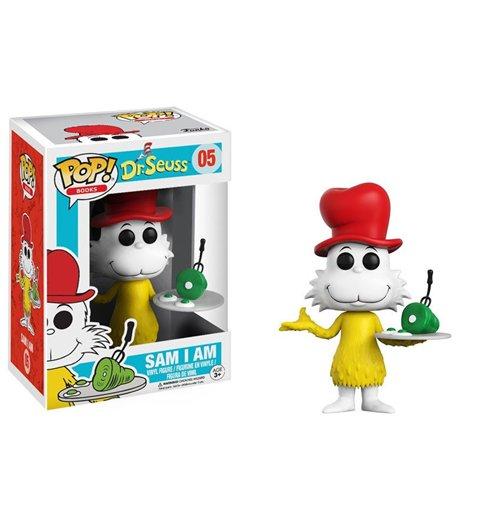 Image of Action figure Dr. Seuss 254797