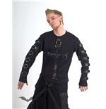 pullover-mit-ringen-am-armel-und-kreuz