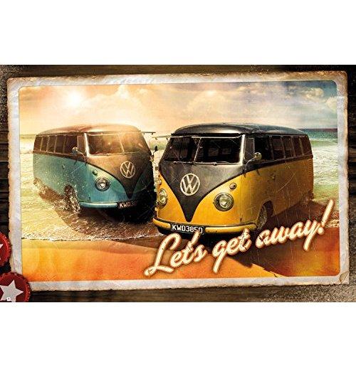 Poster Volkswagen 254916