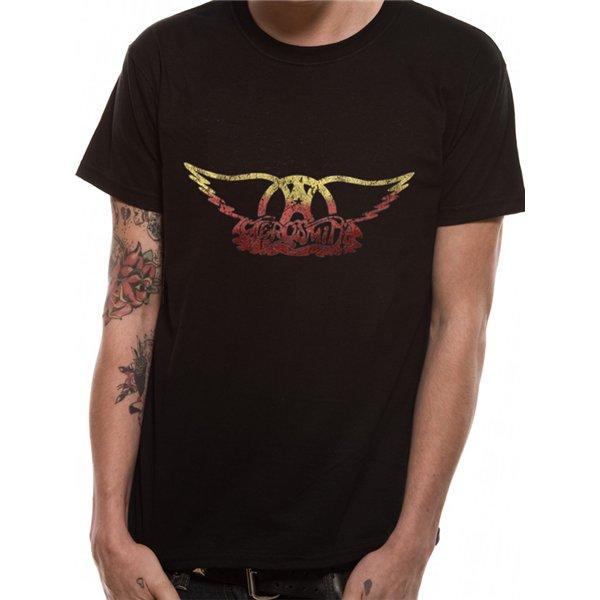 Image of T-shirt Aerosmith - Vintage Logo