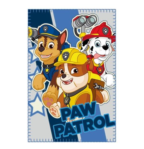 Image of Coperta Plaid Paw Patrol