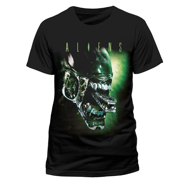 Image of T-shirt Alien 258613