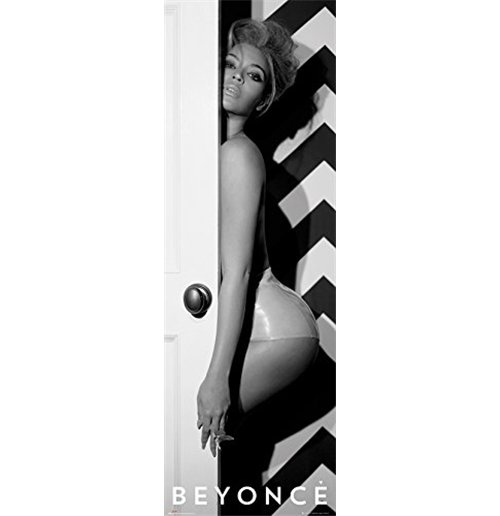 Image of Beyonce - Door (Poster Da Porta 53x158 Cm)