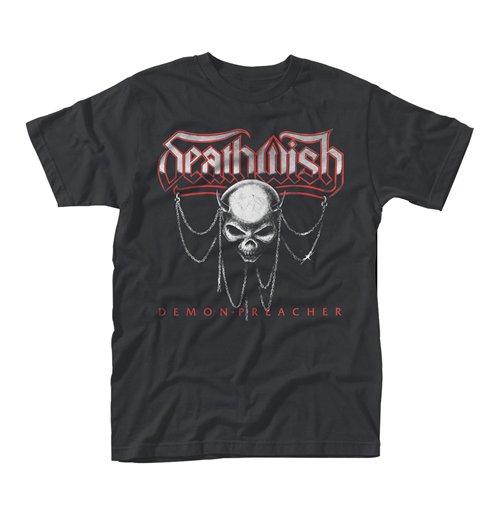Image of Deathwish - Demon Preacher (T-SHIRT Unisex )