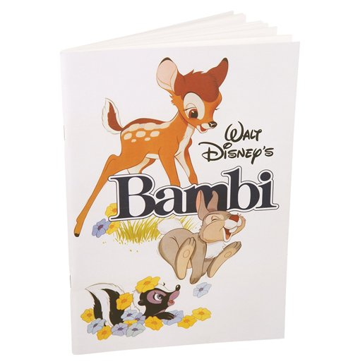 Caderno Bambi 258932