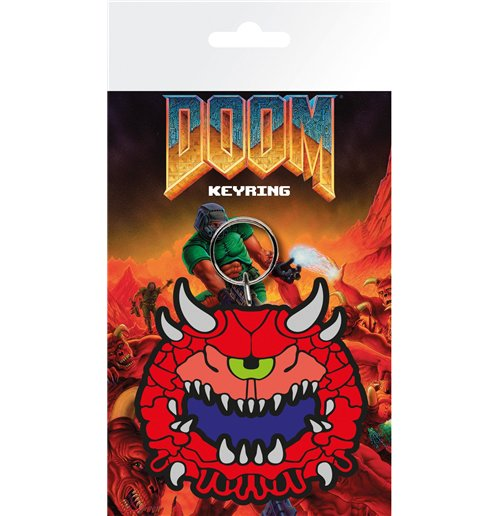 Image of Doom - Cacodemon (Portachiavi)