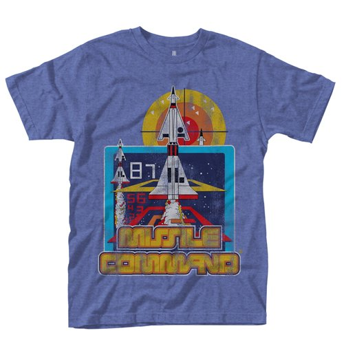 Image of Atari - Missile Command (T-SHIRT Unisex )