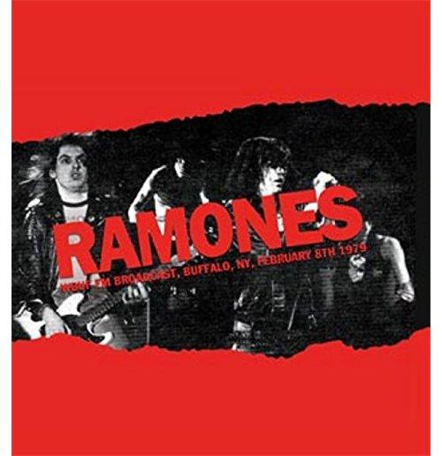 Vinil Ramones (The) - Wbuf Fm Broadcast, Buffalo Ny February 8 1979 (Picture Disc)
