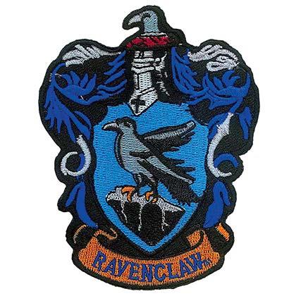 Logo Termoadesivo Harry Potter