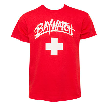 Image of T-shirt Baywatch da uomo