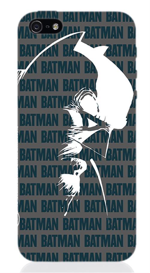 Image of Cover Iphone 5 Batman Miller Shilouette Opaca