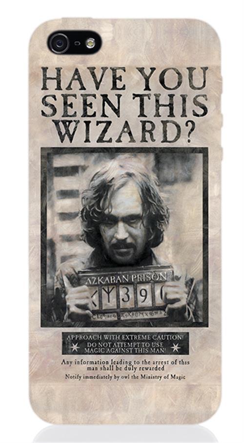 Image of Cover Iphone 5 Harry Potter Sirius Black Opaca