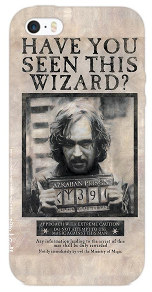 Image of Cover Iphone 6-6S Harry Potter Sirius Black