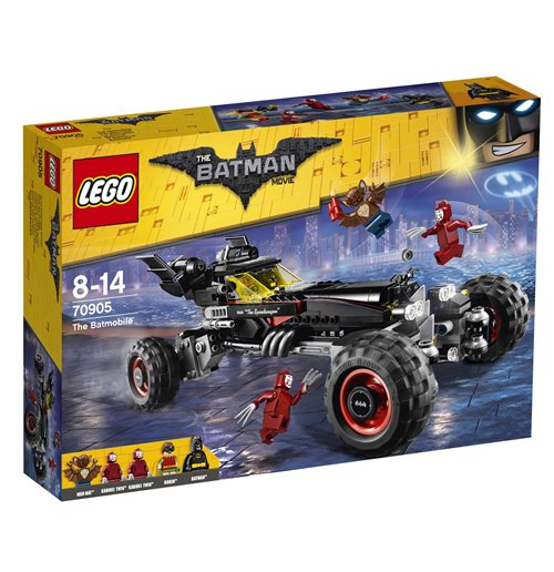 Image of Lego 70905 - Batman Movie - Batmobile