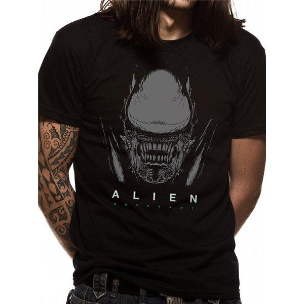 Image of T-shirt Alien 260899